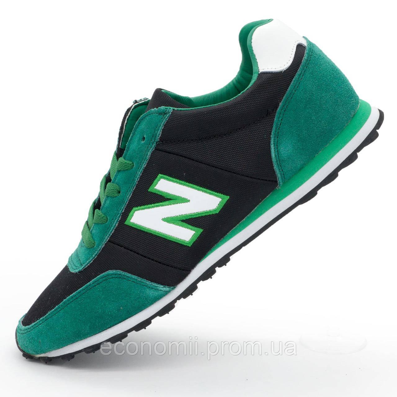 kupuj bestsellery wspaniały wygląd sprzedaż obuwia Кроссовки New Balance 356 зеленые р.(42)