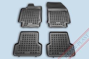 Коврики резиновые для Renault Laguna III 10/2007 - 2015