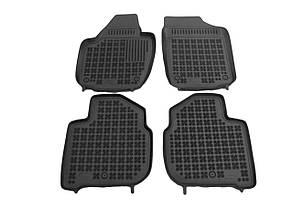 Коврики резиновые для Seat Toledo с 2013 - Rezawplast