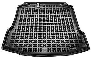 Коврик в багажник на Seat TOLEDO с 2013 - Резиновый - Мягкий - Rezawplast