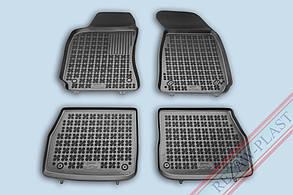 Коврики резиновые для Skoda Superb I  2001-2008