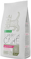 Nature's Protection Kitten Large Breed, 1,5 кг
