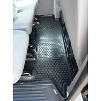 Коврики в салон на  Volkswagen Transport/Multiv/Carav 2ряд (02-) тэп