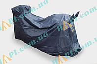 Чехол дождевик на скутер (синий, L-190, H-160, B-90 cm) MANLE