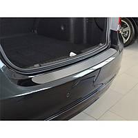 Накладка на бампер из нержавеющей стали INFINITI Q50 2013-