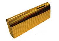 Клатч золотого цвета (цвета в ассортименте)