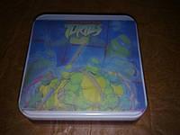 Мыло с картинкой(Ниндзя черепашки)-100 грамм