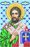 """Схема для вышивки бисером """"Апостол Тимофей"""""""
