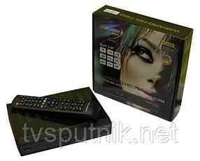 Спутниковый ресивер Golden Media Wizard HD 780  (прошитый с каналами)