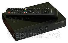 Супутниковий ресивер Golden Media Wizard HD 780 (прошитий з каналами), фото 2