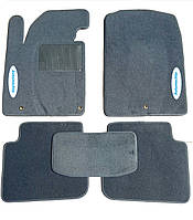 Текстильные коврики в салон на Lexus ES 350 2006- Серые