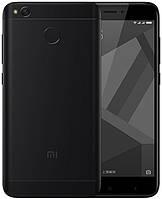 "Xiaomi Redmi 4X Black 3/32 Gb, 5"", Snapdragon 435, 3G, 4G, фото 1"
