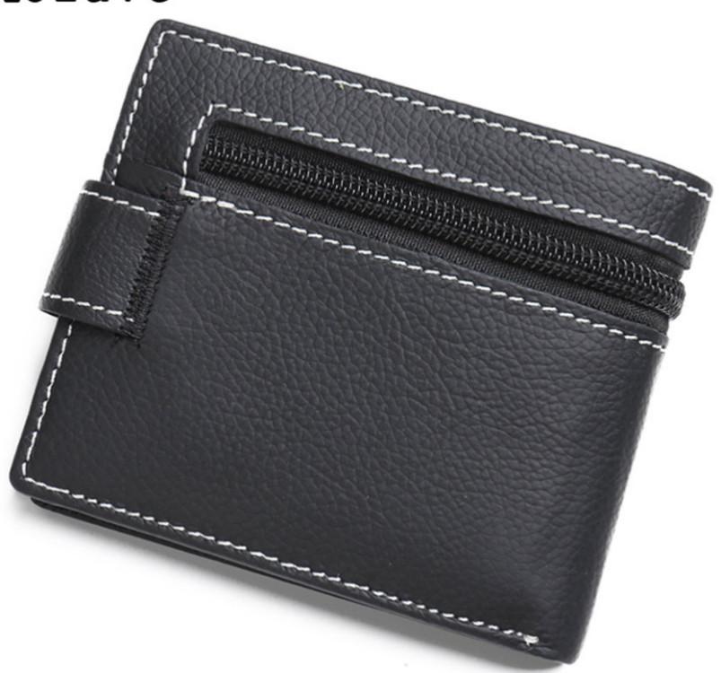 ... Мужской чоловічий кожаный шкіряний кошелек портмоне гаманець Jinbaolai  Baellerry 9eaa6e63cd9bb