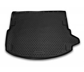 Коврик в багажник Discovery Sport 2014- без рейлингов 5 мест (полиуретан)