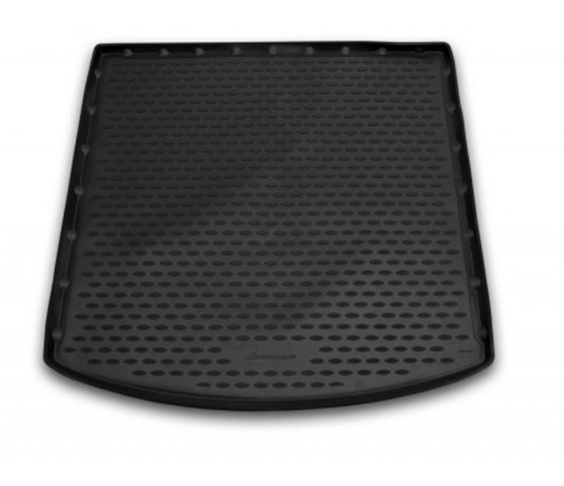 Коврик в багажник Discovery Sport 2014- с рейлингами 5 мест (полиуретан)