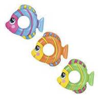 Детский круг для плавания Bestway Рыбка 81х76 см