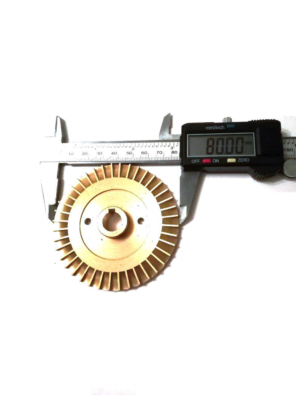 Рабочее колесо для насоса ø80мм