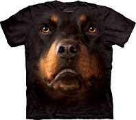 Футболка The Mountain - Rottweiler Face