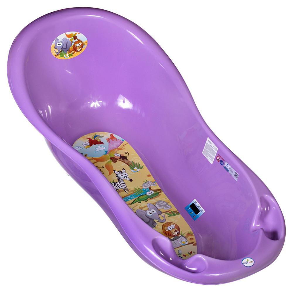 Ванночка Tega Safari SF-005 с термометром фиолетовая