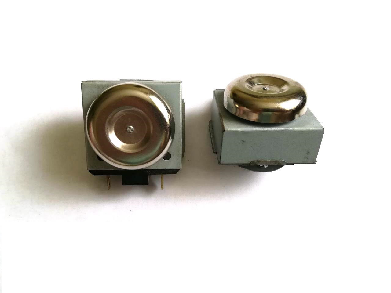 Таймер механический 16A / Tmax=120 с коротким стержнем / 250V