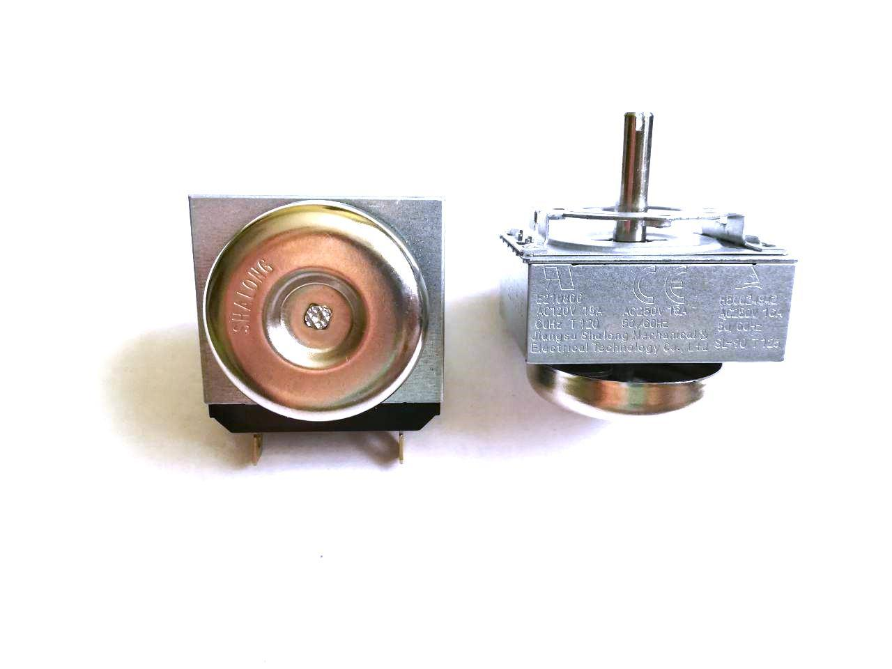 Таймер механический 16A / Tmax=90 / 250V Турция