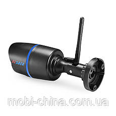 BESDER 960P Wi-Fi DVR вулична камера з реєстратором, чорна, фото 3