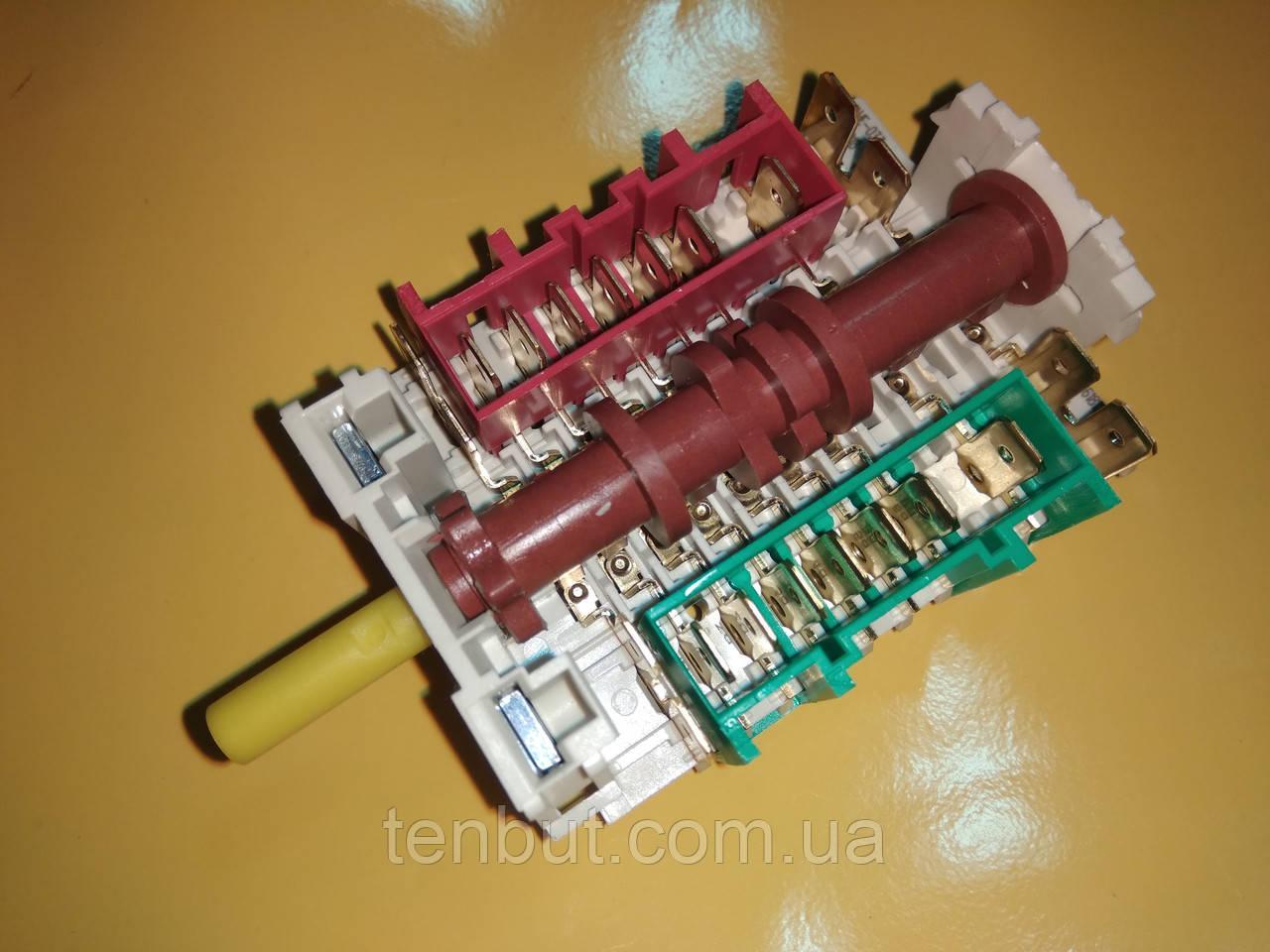 Перемикач ПМ-033 ( 11НЕ-033 ) 6 -ти позиційний виробництво Італія