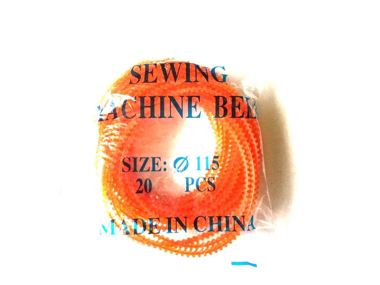 Ремень для швейной машины ø115мм