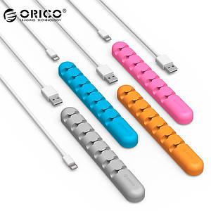 Органайзер держатель для кабелей Orico CBS7 для 7 проводов