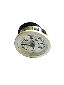 Термометр капиллярный Pakkens ø52мм / длинна капилляря 1м / Tmax=120°С / Турция