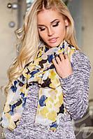 Легкий шарф палантин