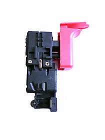 Кнопка пуска для перфоратора 250V / 4A / Katlego