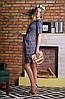 """Платье для беременных и кормящих """"Цветная краса"""" р. 42,46,52 ТМ NowaTy 16010104"""