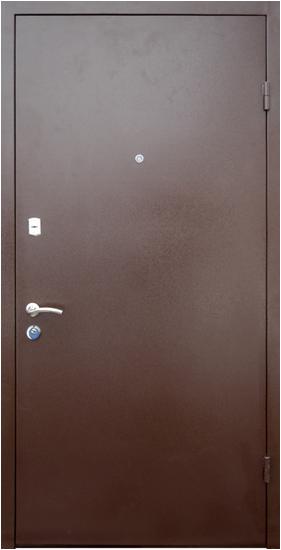 Двери входные оптом для застройщиков