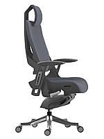 Кресло руководителя WAU2 SLATEGREY FABRIC E5456