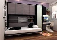 Шкаф-кровать трансформер Платон 113