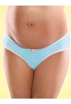 Ніжні трусики для вагітних BLUE JELLY SLIP (розмір S)