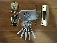 Замок дверной S.D 537 K золото