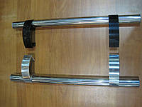 Ручка офисная Прямая 30*1000 мм нержавеющая сталь