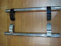 Ручка офисная Прямая 30*500 мм нержавеющая сталь
