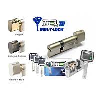 Цилиндр дверной MUL-T-LOCK MT5+ ключ-ключ, ключ-тумблер