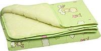 Плед-одеяло на меху зимнее ТМ Руно (на овчине ) 320ОУ
