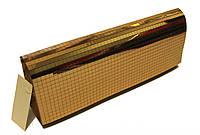 Клатч бронзового цвета (цвета в ассортименте)