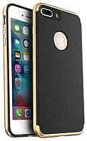 Чехол-накладка Ipaky TPU+PC iPhone 7 Plus Black/Gold