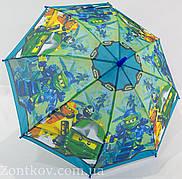 """Детский зонтик трость """"LEGO NINJYAGO"""" на 4-8 лет от фирмы """"Paolo"""""""