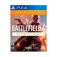 Гра Sony PS4 Battlefield 1: Revolution російська версія
