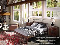 Кровать из массива дерева  Айрис