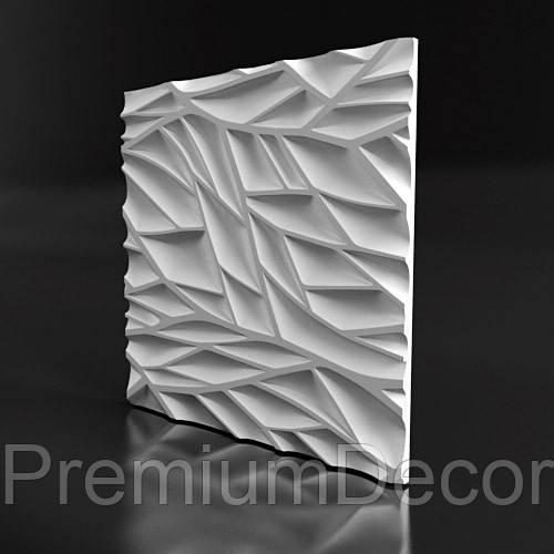Гипсовые 3Д/3D панели ПРОПУС