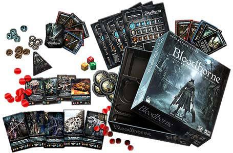 Настольная игра Bloodborne: Порождение Крови (Bloodborne: The Card Game) рус., фото 2