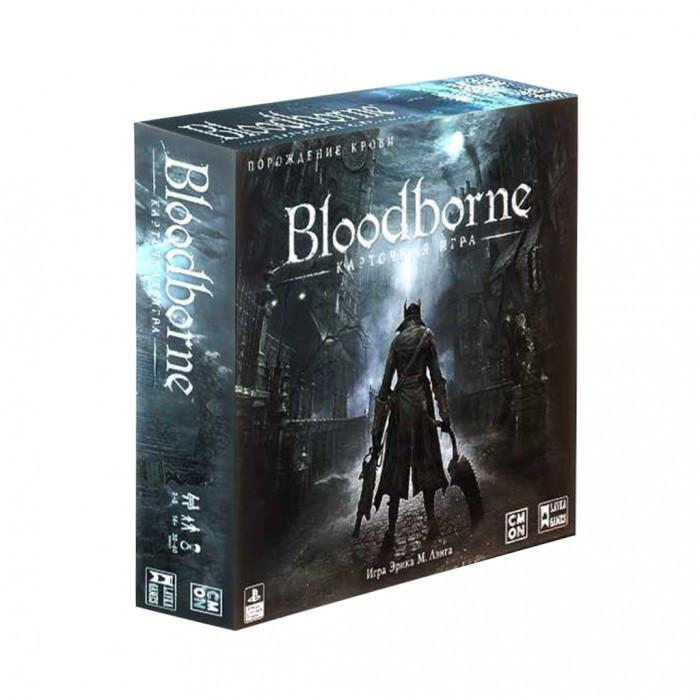 Настольная игра Bloodborne: Порождение Крови (Bloodborne: The Card Game) рус.